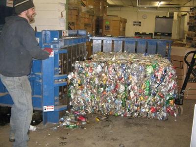 Newsletter for Motor oil recycling center